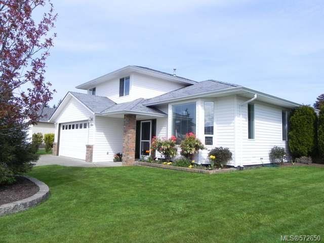 Main Photo: 1826 Mallard Dr in COURTENAY: CV Courtenay East House for sale (Comox Valley)  : MLS®# 572650