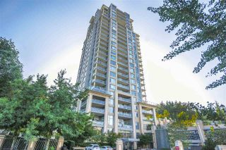 "Photo 1: 1202 280 ROSS Drive in New Westminster: Fraserview NW Condo for sale in ""The Carlyle"" : MLS®# R2396887"