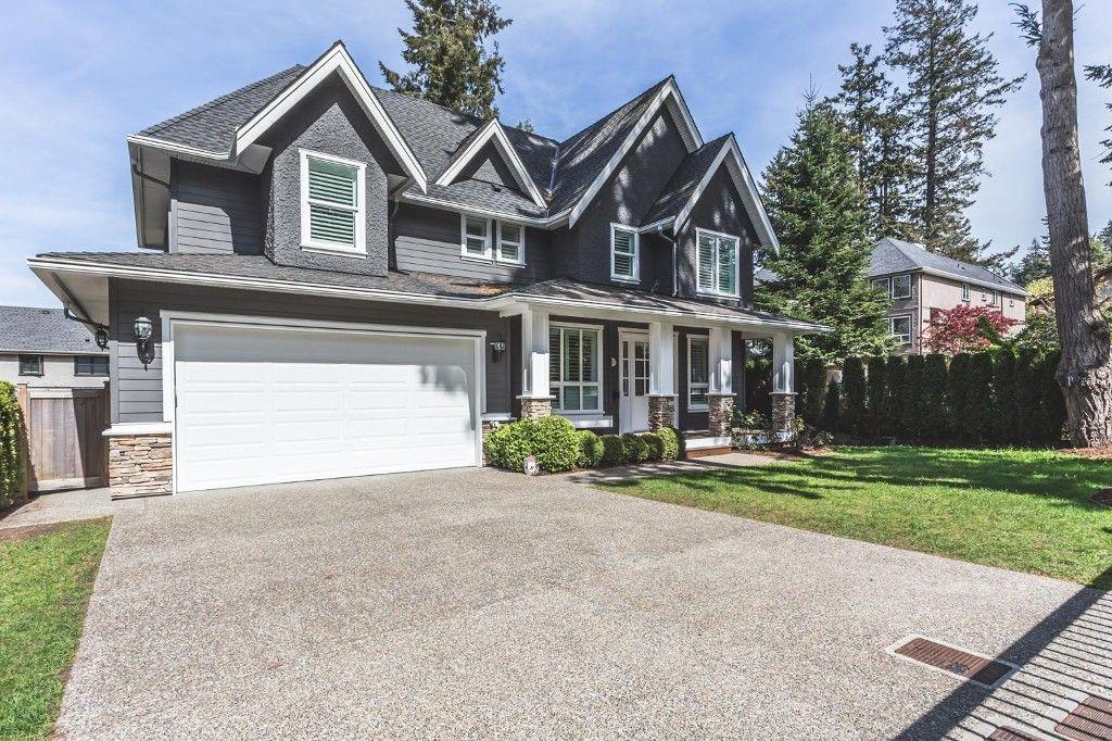 "Main Photo: 12763 25 Avenue in Surrey: Crescent Bch Ocean Pk. House for sale in ""OCEAN PARK"" (South Surrey White Rock)  : MLS®# R2055565"