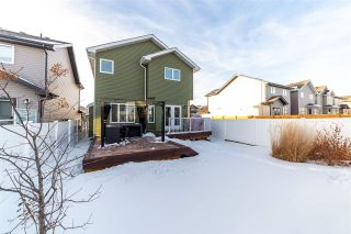 Photo 37: 27 Riviere Terrace: St. Albert House for sale : MLS®# E4229596