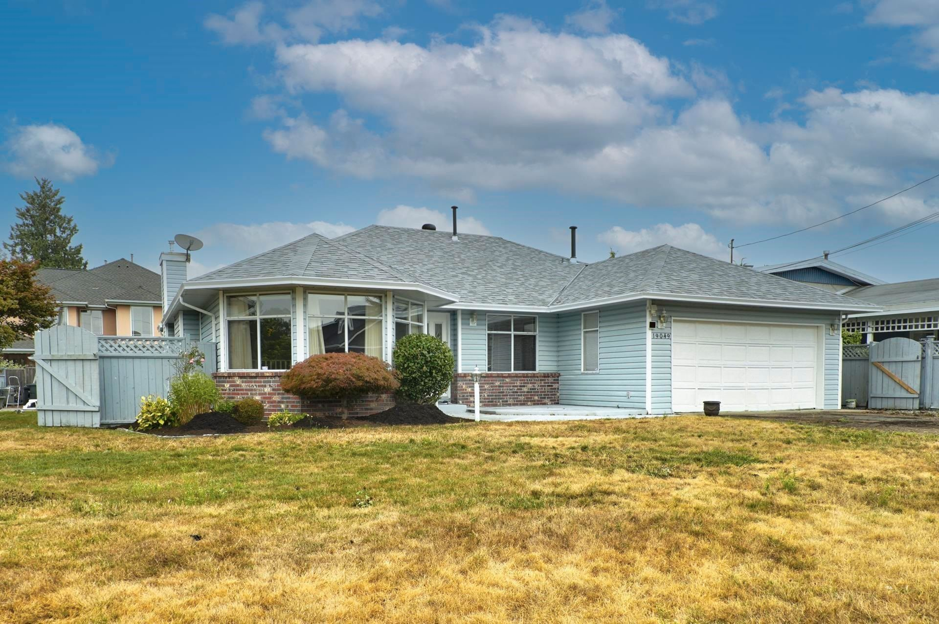 Main Photo: 19049 MITCHELL Road in Pitt Meadows: Central Meadows House for sale : MLS®# R2612171
