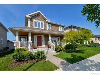 Photo 1: 98 Bridgeland Drive North in WINNIPEG: Fort Garry / Whyte Ridge / St Norbert Residential for sale (South Winnipeg)  : MLS®# 1517803