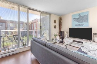 """Photo 11: 255 35 KEEFER Place in Vancouver: Downtown VW Townhouse for sale in """"The Taylor"""" (Vancouver West)  : MLS®# R2572917"""