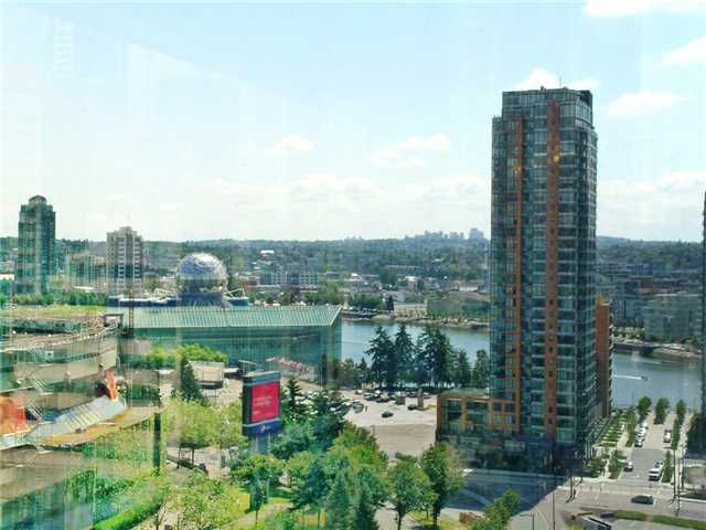 "Main Photo: # 2108 928 BEATTY ST in Vancouver: Downtown VW Condo for sale in ""MAX I"" (Vancouver West)  : MLS®# V853384"