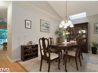 """Photo 4: 141 9208 208TH Street in Langley: Walnut Grove Townhouse for sale in """"Churchill Park"""" : MLS®# F1125215"""