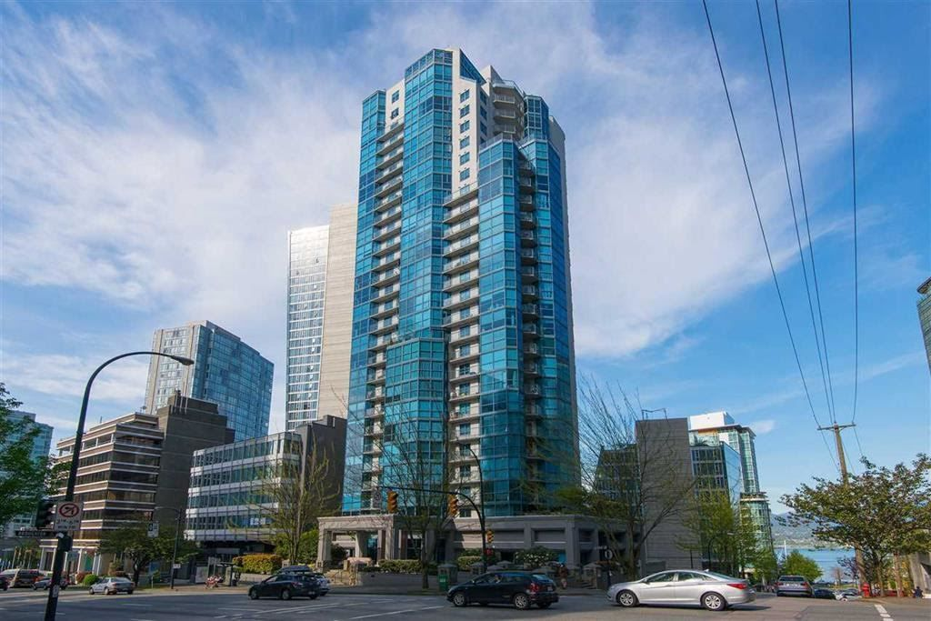 """Main Photo: 902 1415 W GEORGIA Street in Vancouver: Coal Harbour Condo for sale in """"Palais Georgia"""" (Vancouver West)  : MLS®# R2163813"""