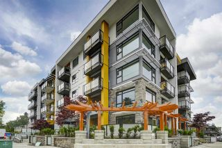 Photo 1: 603 1519 CROWN STREET in North Vancouver: Lynnmour Condo for sale : MLS®# R2501732