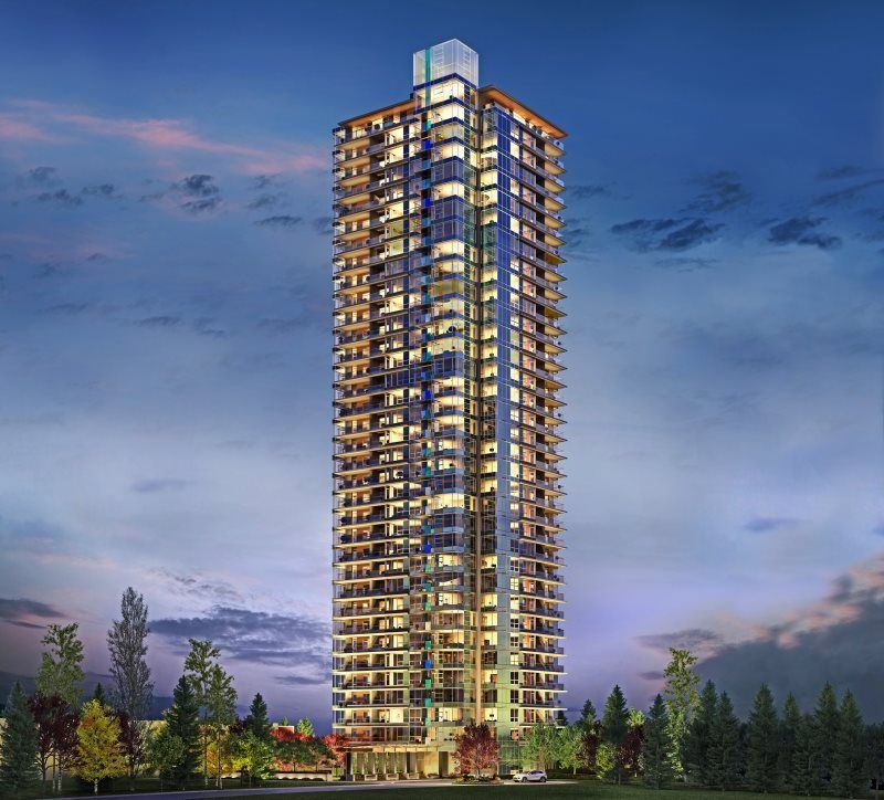 """Main Photo: 1503 5883 BARKER Avenue in Burnaby: Metrotown Condo for sale in """"ALDYNNE ON THE PARK"""" (Burnaby South)  : MLS®# R2215740"""