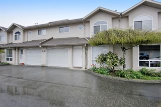 """Photo 1: 9 9486 WOODBINE Street in Chilliwack: Chilliwack E Young-Yale Townhouse for sale in """"Villa Rosa"""" : MLS®# R2257582"""