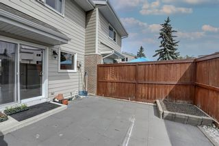 Photo 30: 22 3620 51 Street SW in Calgary: Glenbrook Row/Townhouse for sale : MLS®# A1117371