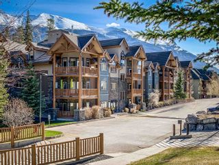 Photo 2: 114 155 Crossbow Place: Canmore Condo for sale : MLS®# E4261062