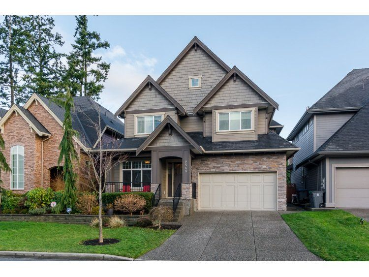 """Main Photo: 2568 163A Street in Surrey: Grandview Surrey House for sale in """"MORGAN HEIGHTS"""" (South Surrey White Rock)  : MLS®# R2018857"""