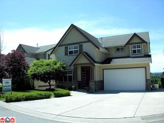 Photo 1: 35518 ALLISON Court in Abbotsford: Abbotsford East House for sale