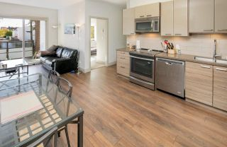 """Photo 5: 210 6875 DUNBLANE Avenue in Burnaby: Metrotown Condo for sale in """"SUBORA Living in Metrotown"""" (Burnaby South)  : MLS®# R2216265"""