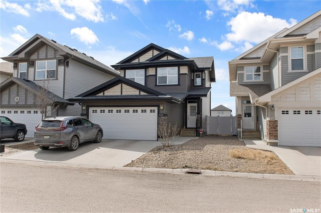 Main Photo: 5411 Universal Crescent in Regina: Harbour Landing Residential for sale : MLS®# SK851717
