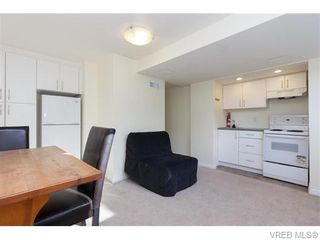 Photo 14: 1609 Chandler Ave in VICTORIA: Vi Fairfield East Half Duplex for sale (Victoria)  : MLS®# 744079
