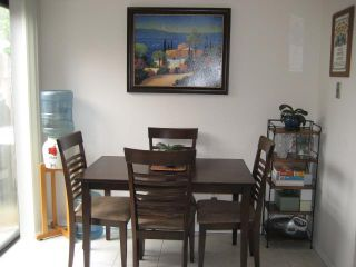 Photo 7: PACIFIC BEACH Townhome for sale : 2 bedrooms : 1648 Oliver # 3