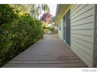 Photo 18: 829 Leota Pl in VICTORIA: SE Cordova Bay House for sale (Saanich East)  : MLS®# 742454
