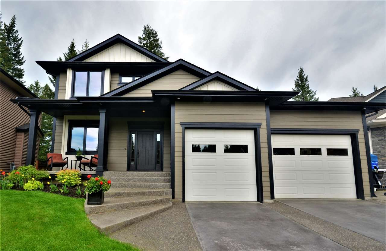 """Main Photo: 7669 LOEDEL Crescent in Prince George: Lower College House for sale in """"MALASPINA RIDGE"""" (PG City South (Zone 74))  : MLS®# R2454458"""
