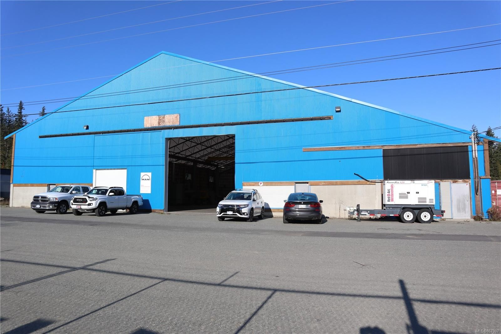 Main Photo: 62 7450 Butler Rd in : Sk Otter Point Industrial for lease (Sooke)  : MLS®# 867097