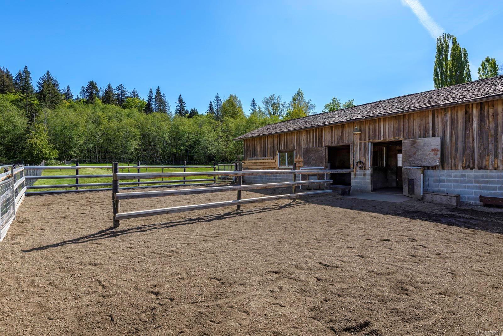 Photo 33: Photos: Vancouver Island Horse Property