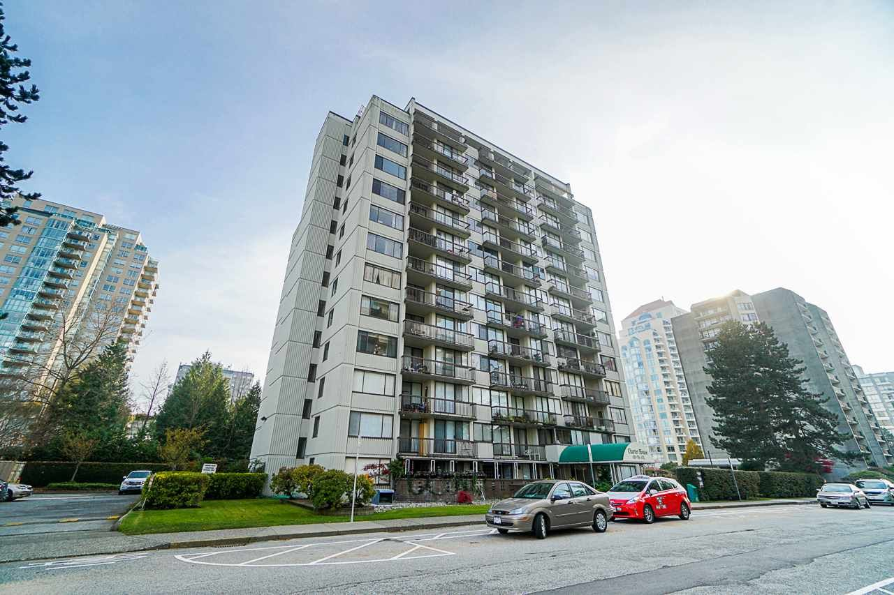 "Main Photo: 1202 620 SEVENTH Avenue in New Westminster: Uptown NW Condo for sale in ""CHARTER HOUSE"" : MLS®# R2417780"