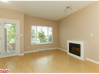 """Photo 3: 22 18701 66TH Avenue in Surrey: Cloverdale BC Townhouse for sale in """"ENCORE"""" (Cloverdale)  : MLS®# F1215196"""