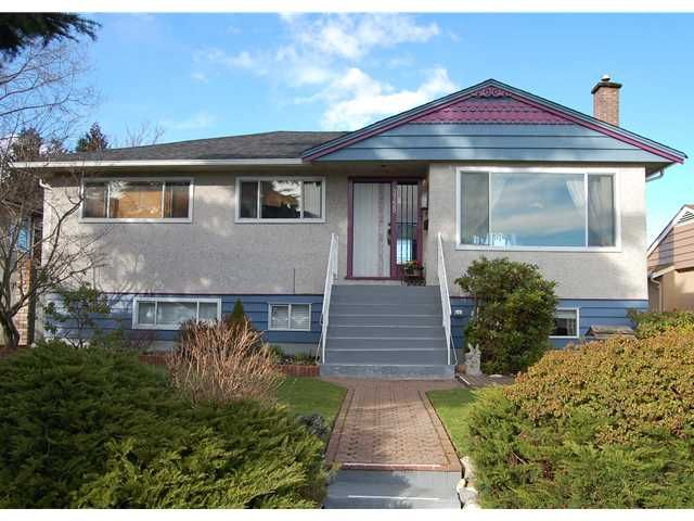 Main Photo: 3755 FIR Street in Burnaby: Burnaby Hospital House for sale (Burnaby South)  : MLS®# V870098