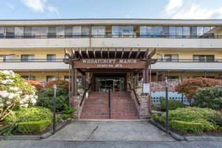 """Photo 2: 309 20460 54 Avenue in Langley: Langley City Condo for sale in """"WHEATCROFT MANOR"""" : MLS®# R2454205"""