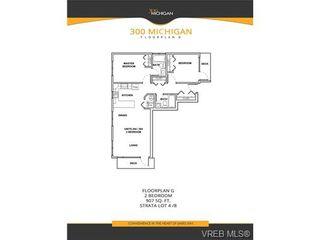 Photo 4: 204 300 Michigan St in VICTORIA: Vi James Bay Condo for sale (Victoria)  : MLS®# 716240