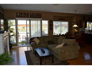 "Photo 2: 18 3363 ROSEMARY HEIGHTS Crescent in Surrey: Morgan Creek Townhouse for sale in ""ROCKWELL"" (South Surrey White Rock)  : MLS®# F1438051"