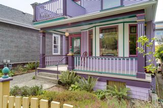 Photo 3: 1151 Pandora Ave in : Vi Fernwood House for sale (Victoria)  : MLS®# 886927