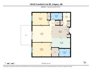 Photo 29: 125 52 CRANFIELD Link SE in Calgary: Cranston Apartment for sale : MLS®# A1108403