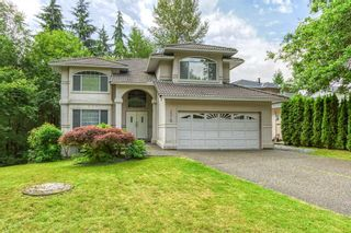 """Photo 1: 3318 ROBSON Drive in Coquitlam: Hockaday House for sale in """"HOCKADAY"""" : MLS®# R2473604"""