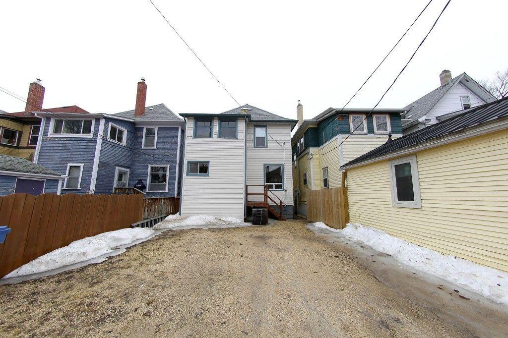 Photo 23: Photos: 470 Craig Street in Winnipeg: Wolseley Single Family Detached for sale (5B)  : MLS®# 1707181