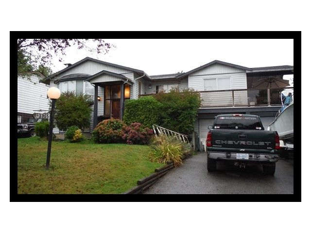 """Main Photo: 12375 GRAY Street in Maple Ridge: West Central House for sale in """"WEST MAPLE RIDGE"""" : MLS®# V1087164"""