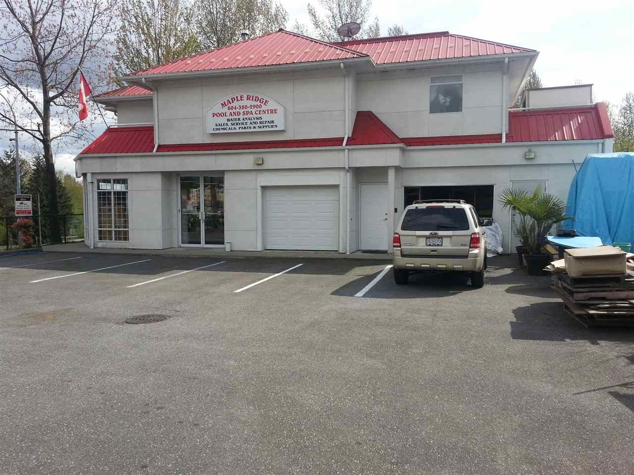 Main Photo: 22191 CLIFF Avenue in Maple Ridge: West Central Retail for sale : MLS®# C8015958