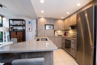"""Photo 2: 213 1688 ROBSON Street in Vancouver: West End VW Condo for sale in """"Pacific Robson Palais"""" (Vancouver West)  : MLS®# R2597913"""