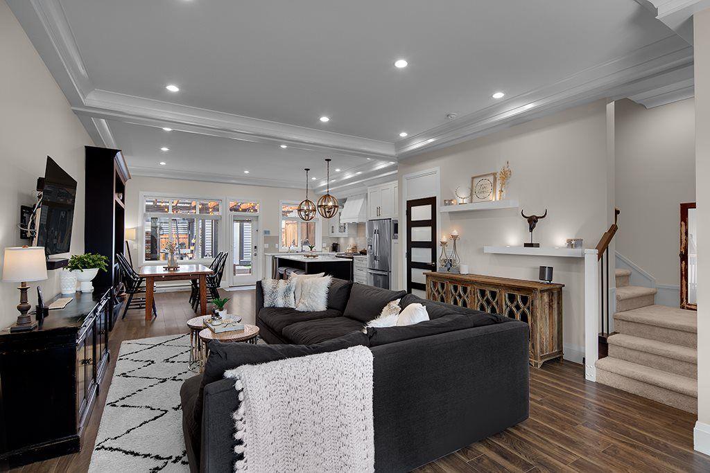 Main Photo: 5 3411 ROXTON Avenue in Coquitlam: Burke Mountain Condo for sale : MLS®# R2560377