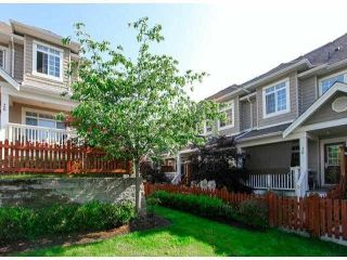 """Photo 2: 28 6852 193RD Street in Surrey: Clayton Townhouse for sale in """"INDIGO"""" (Cloverdale)  : MLS®# F1426154"""