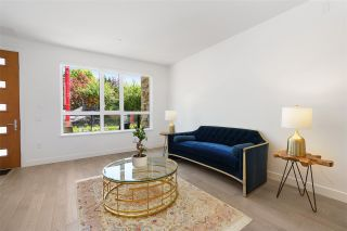 """Photo 7: 101 1055 RIDGEWOOD Drive in North Vancouver: Edgemont Townhouse for sale in """"CONNAUGHT"""" : MLS®# R2589263"""