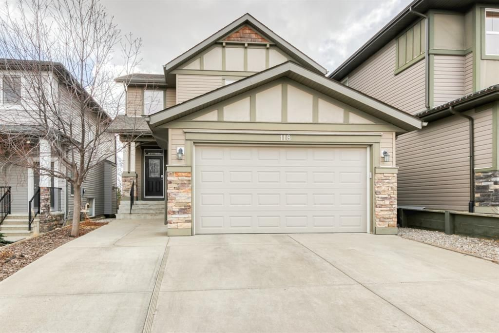 Main Photo: 118 Panamount Road NW in Calgary: Panorama Hills Detached for sale : MLS®# A1127882