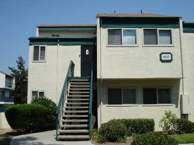 Photo 1: Photos: CLAIREMONT Condo for sale : 2 bedrooms : 4137 Mount Alifan #F in San Diego