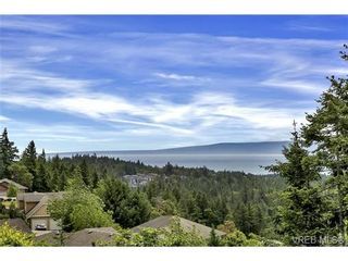 Photo 1: 3540 Sun Hills in VICTORIA: La Walfred House for sale (Langford)  : MLS®# 731718