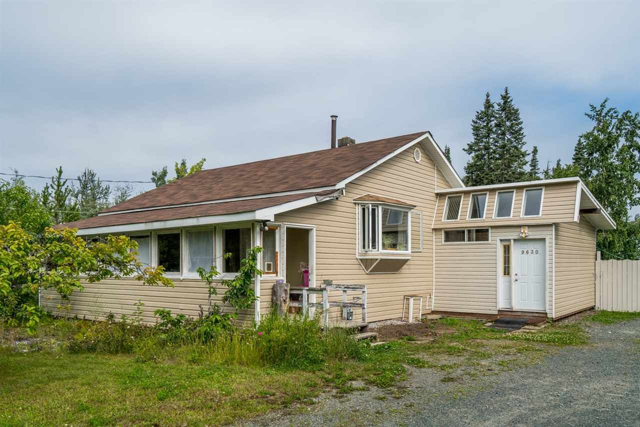 Main Photo: 9630 SIX MILE LAKE Road in Prince George: Tabor Lake House for sale (PG Rural East (Zone 80))  : MLS®# R2391512
