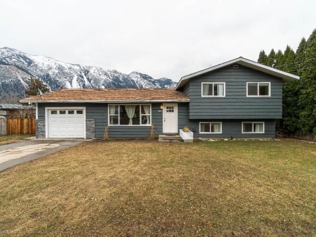 FEATURED LISTING: 818 FOSTER DRIVE Lillooet