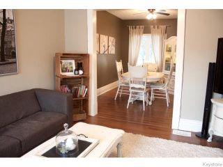 Photo 3: 288 Traverse Avenue in WINNIPEG: St Boniface Residential for sale (South East Winnipeg)  : MLS®# 1602736