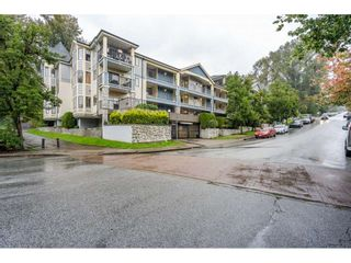 """Photo 1: 105 102 BEGIN Street in Coquitlam: Maillardville Condo for sale in """"CHATEAU D'OR"""" : MLS®# R2508106"""