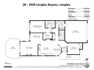 """Photo 36: 28 5550 LANGLEY Bypass in Langley: Langley City Townhouse for sale in """"Riverwynde"""" : MLS®# R2615575"""