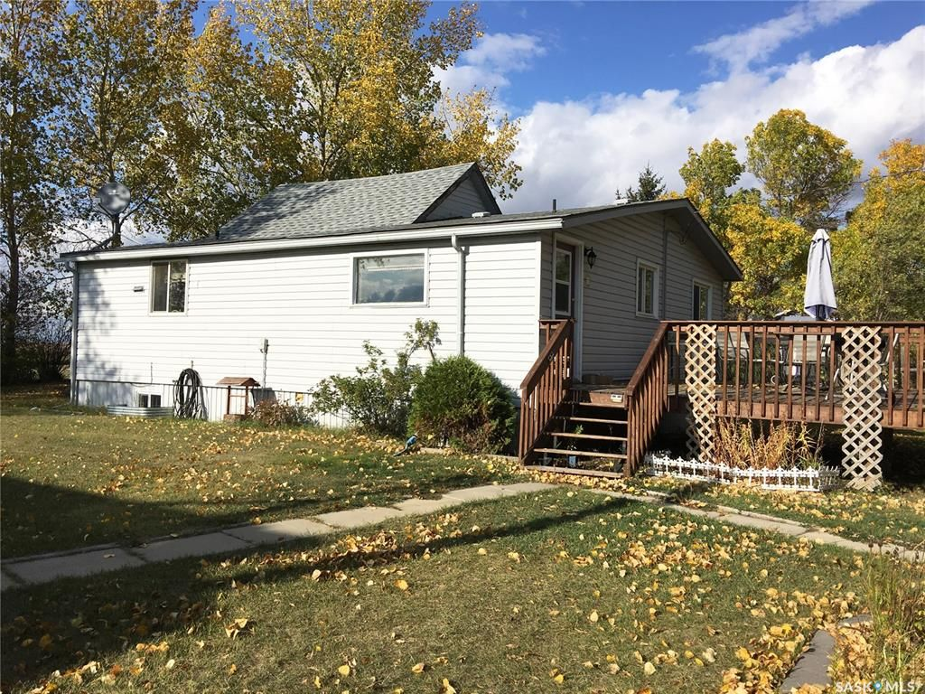 Main Photo: 17 Railway Avenue in Swanson: Residential for sale : MLS®# SK863472